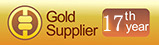 Alibaba Gold Supplier - 14 years