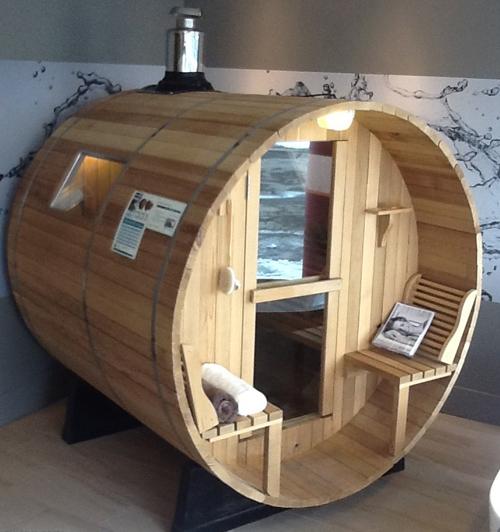 Wood Burning Sauna Heater - KEYA Sauna And Swimming Pool - Wood Burning Sauna Stove WB Designs