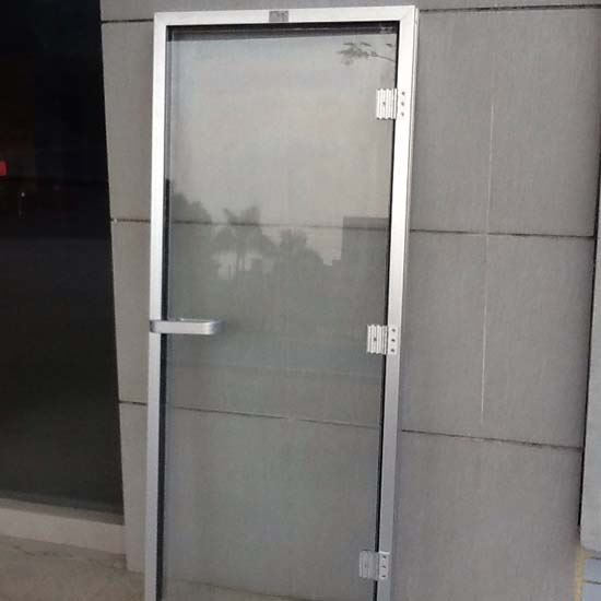 toughened glass door((8mm or 10mm)